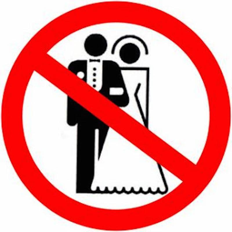 anti matrimonio