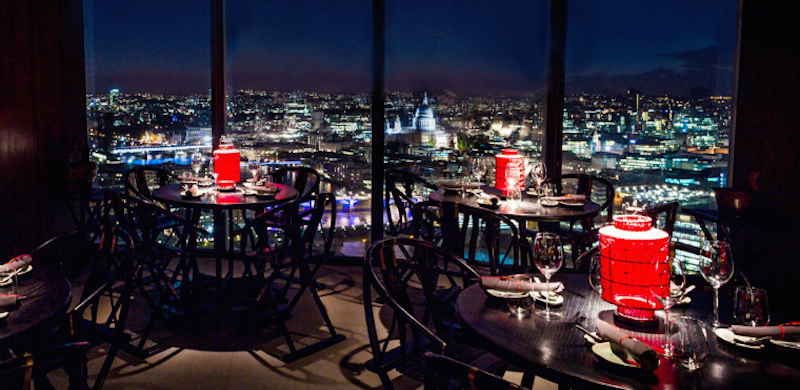 Hutong-Three-Tables-Night-View-Sauce