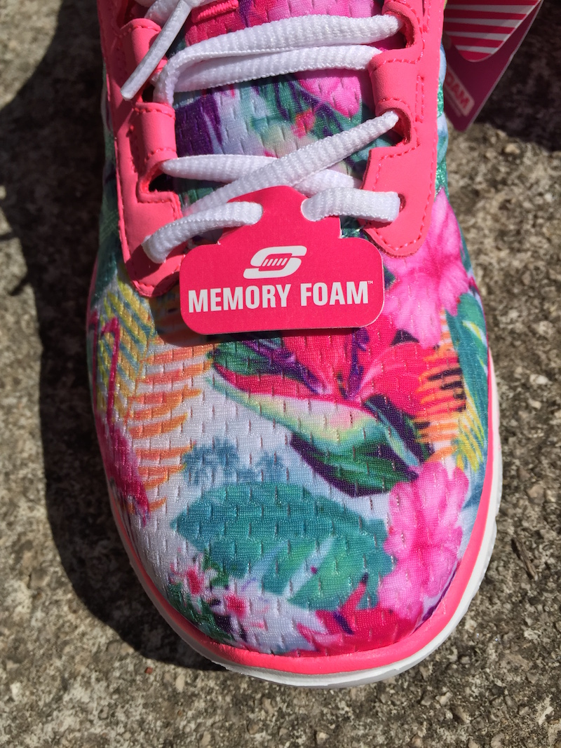 scarpe memory form