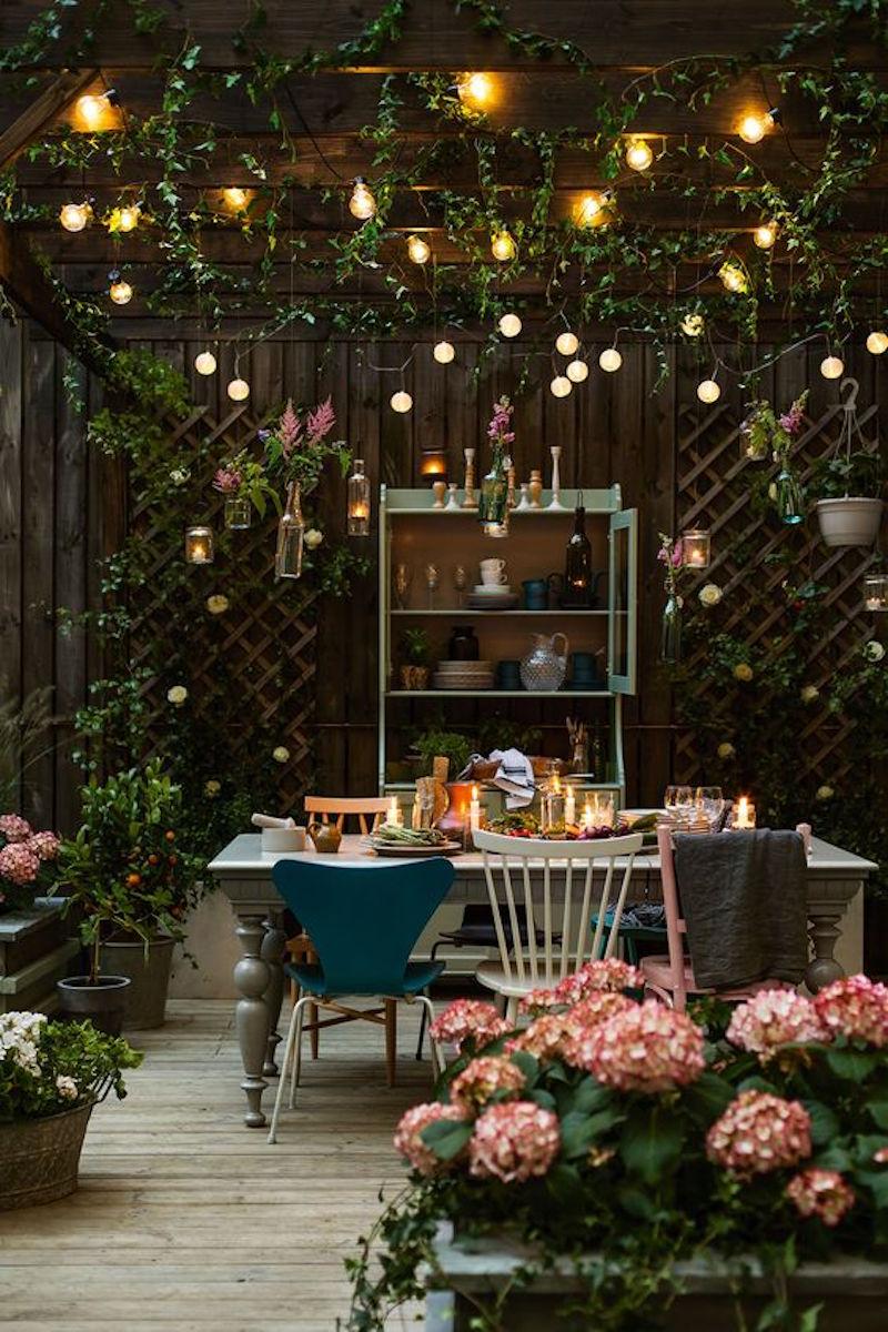 Idee per un mini giardino o terrazza da sogno! – Closette