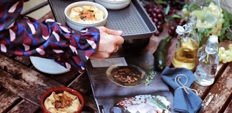 Tortine salate con Cook Processor