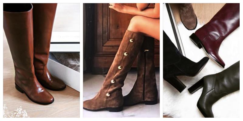Fillies and Boots | Stivali su misura di polpaccio